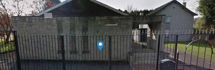 Henbury Hope Closed Down
