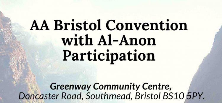 Bristol Convention Posponded